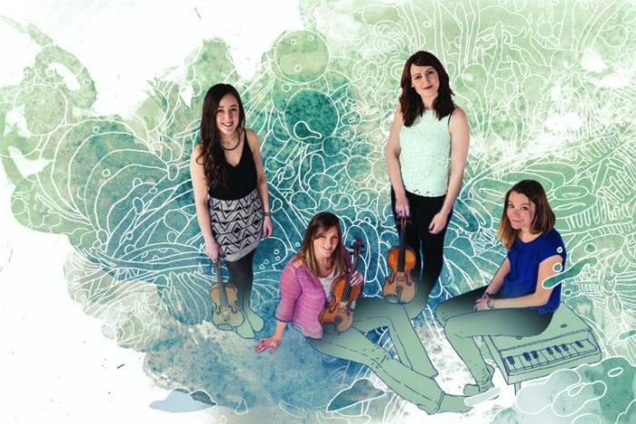 image of Fara - Jennifer Austin, Kristan Harvey, Jeana Leslie and Catriona Price