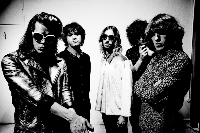 image of The Shimmer Band - image courtesy Steve Gullick