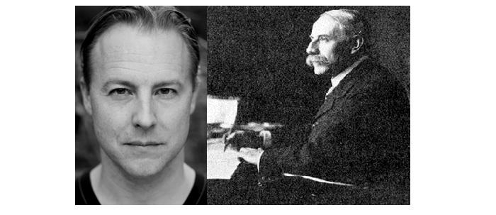 image of Edward Elgar and Samuel West