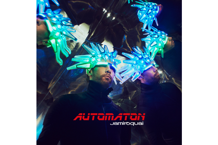 image of Jamiroquai's new album Automaton