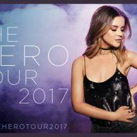 poster for Maren Morris' Hero Tour 2017