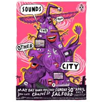Sounds From The Other City 2017 promotional poster