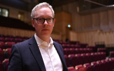 Royal Northern College of Music appoints Manus Carey as new Director of Performance