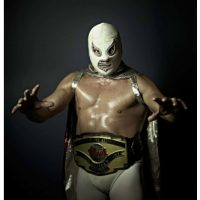 image of Mexican wrestler