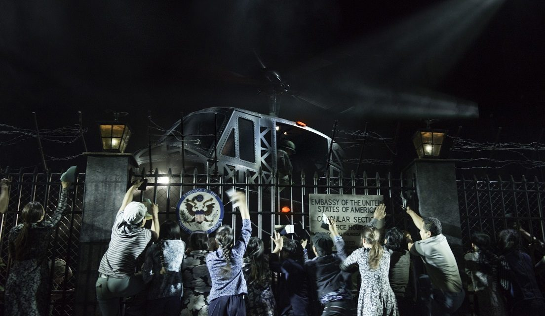 Miss Saigon coming to Palace Theatre Manchester
