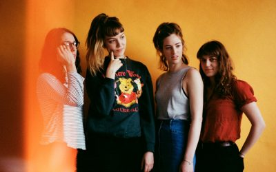 The Big Moon to celebrate release of debut album with show at Fopp