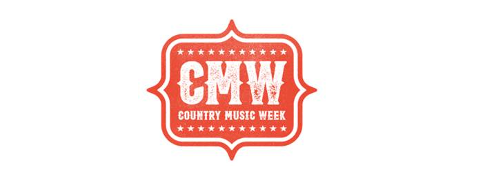 Country Music Week logo