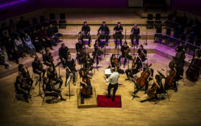 What's Manchester Camerata playing over the Christmas period?
