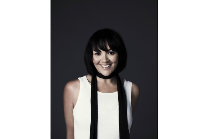 Martine McCutcheon - image courtesy MBC PR Photography by Pip