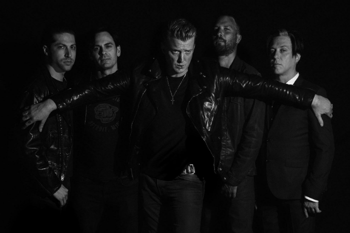 Queens Of The Stone Age will headline at Manchester Arena