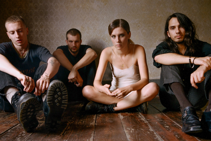 Wolf Alice have announced a Manchester Apollo gig - image courtesy Laura Allard Fleischl