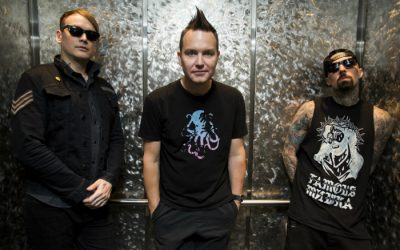 Blink-182 move Manchester gig to Castlefield Bowl