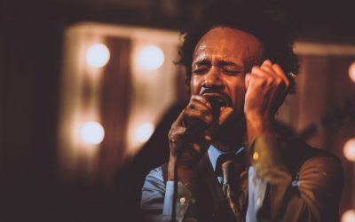 Fantastic Negrito performs at Band on the Wall