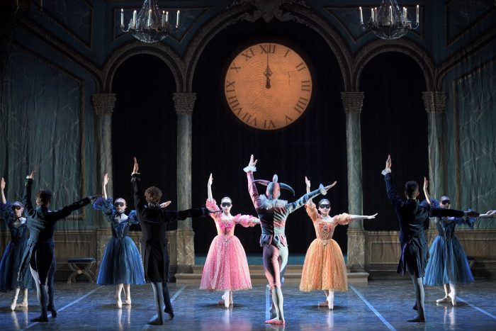 English National Ballet presents My First Ballet: Cinderella at Manchester Opera House. image courtesy Laurent Liotardo.