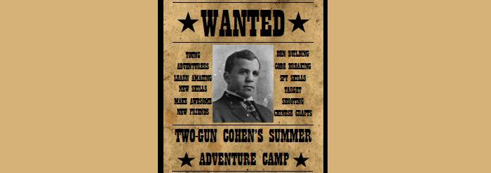 Manchester Jewish Museum to host Two-Gun Cohen's Summer Adventure Camp