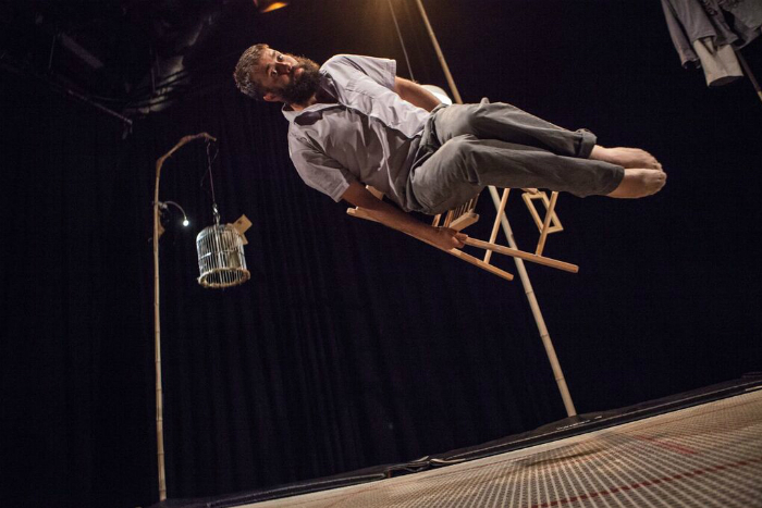 Anyday will be performed at Refract:17 at Sale's Waterside Arts Centre