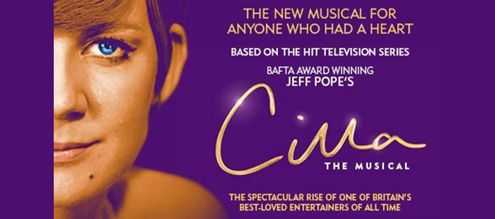 Cilla The Musical is performed at the Palace Theatre Manchester