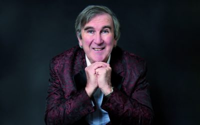 Previewed: An Evening with Gervase Phinn at Waterside Arts Centre