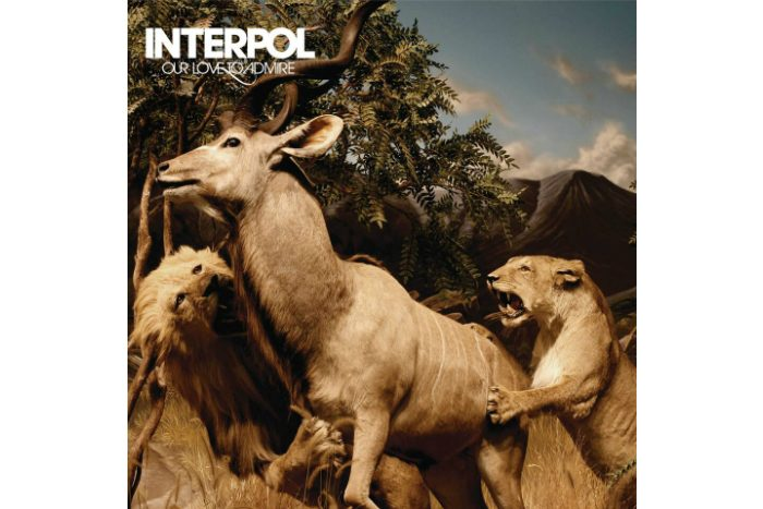Interpol rerelease Our Love To Admire ahead of a show at Manchester's Albert Hall