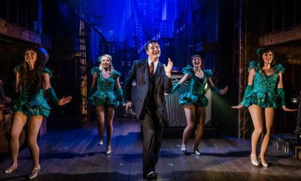 What's coming up at the Palace Theatre and Opera House Manchester?
