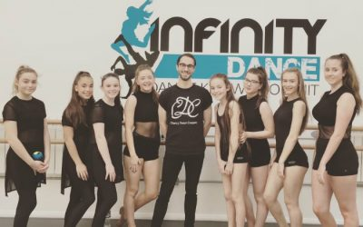 Manchester's Infinity Dance wins opportunity to open The Sandman at Waterside Arts Centre