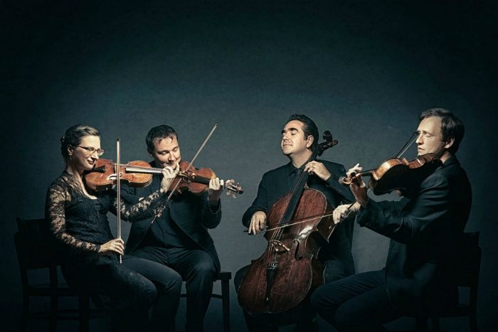Berlin's Kuss Quartet feature in Chetham's Russian October