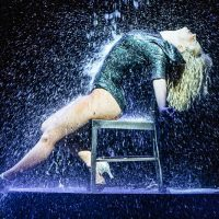 Joanne Clifton stars in Flashdance The Musical at Manchester's Palace Theatre