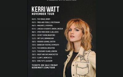 Previewed: Kerri Watt at Night and Day