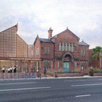 Manchester Jewish Museum Extension Design