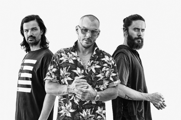 LISTEN: Thirty Seconds To Mars reveal new single ahead of Manchester Arena gig