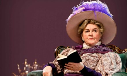 Previewed: The Importance of Being Earnest at Manchester Opera House
