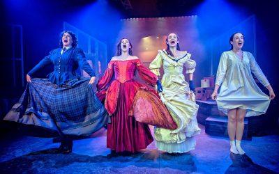 Little Women extends run at Manchester's Hope Mill Theatre