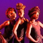 The Head Wrap Diaries come to Contact Manchester - image courtesy Foteini