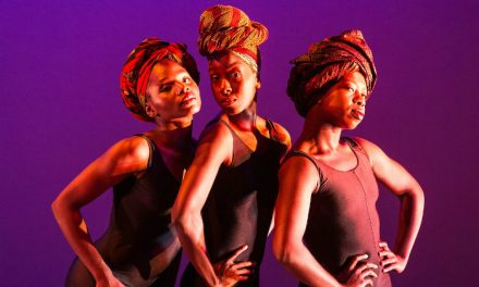 Uchenna Dance present The Head Wrap Diaries at Contact Manchester