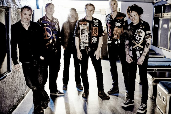 The Levellers will perform at Sounds of the City 2018 image courtesy Steve Gullick