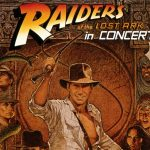 Indiana Jones at the Bridgewater Hall Manchester