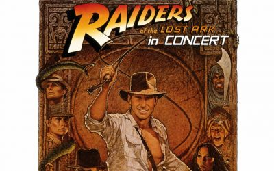 Raiders of the Lost Ark live comes to Manchester's Bridgewater Hall