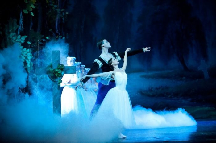 Saint Petersburg Classic Ballet will perform Giselle at Storyhouse Chester