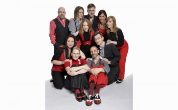 Showstoppers the Improvised Musical comes to the Palace Theatre Manchester - image courtesy Steve Ullathorne