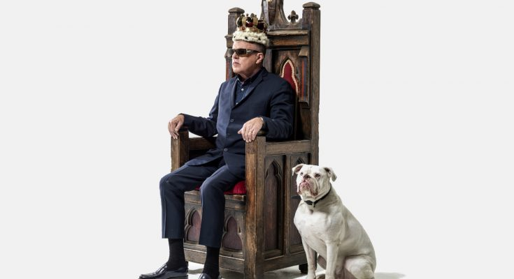Suggs brings his one-man show to The Lowry