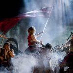 The Palace Theatre Manchester will host a production of Les Miserables - image courtesy Michael Le Poer Trench Copyright CML