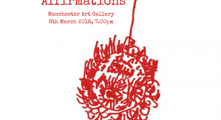 Affirmations takes place at Manchester Art Gallery