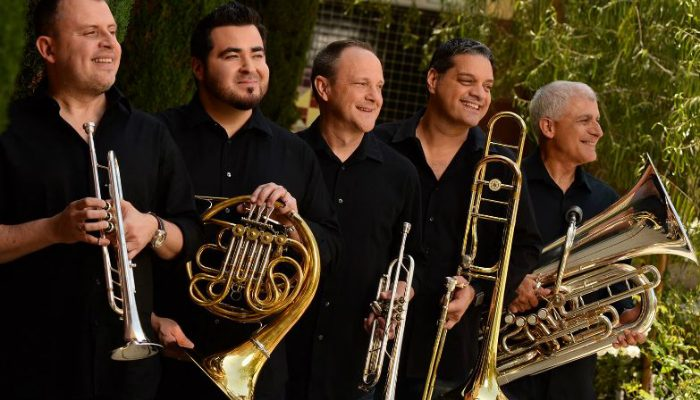 Boston Brass will perform at the RNCM Wind Brass and Percussion Festival 2018
