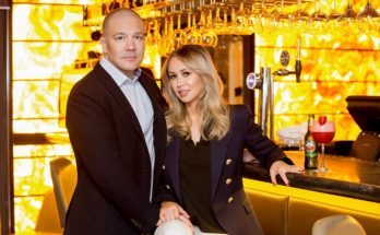 Club Arvina is set to open in Hale - image of Christ and Laura Bacon courtesy Couture Foto