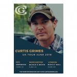 Curtis Grimes will perform at Buckle and Boots Festival