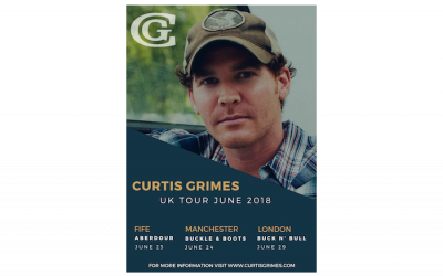 Curtis Grimes announced for Buckle and Boots Festival