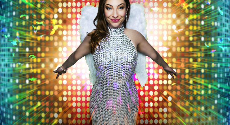 Jess Robinson performs at The Lowry