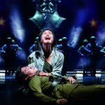MISS SAIGON comes to Manchester Palace Theatre - Sooha Kim 'Kim' and Gerald Santos 'Thuy' - image courtesy Johan Persson