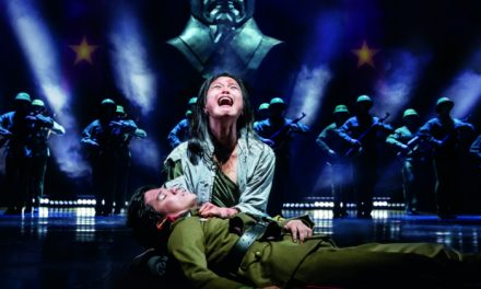 Ten things you may not know about Miss Saigon at Manchester's Palace Theatre