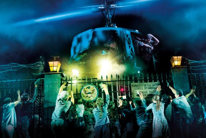 MISS SAIGON comes to Manchester Palace Theatre - image courtesy Cameron Mackintosh
